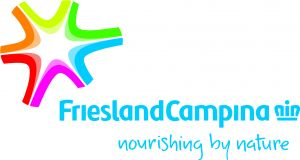Friesland Campina Nourishing By Nature Logo